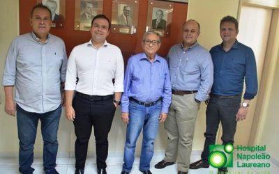 Rede de Colégios Interactivo fará ações em prol do Laureano