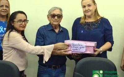100 alunos de Sousa visitam o Laureano