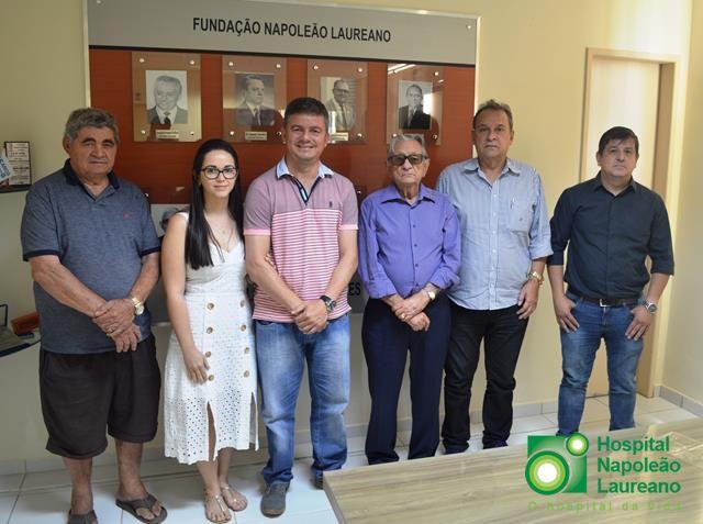 Araçagi adere à campanha em prol do Laureano