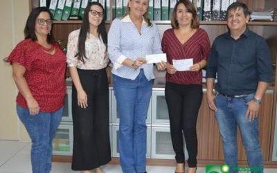AEMP faz doação ao Laureano