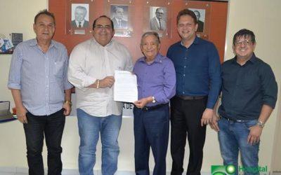 Prefeitura de Rio Tinto cria programa para que servidores públicos possam fazer doações para Hospital Laureano