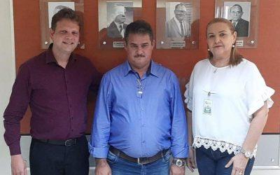 Prefeitura de Tenório assina convênio com o Napoleão Laureano e é a 65ª da Paraíba