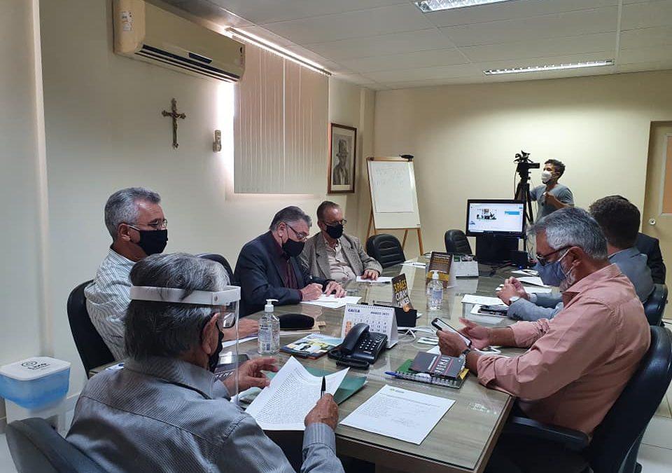 Fundação Napoleão Laureano elege nova diretoria
