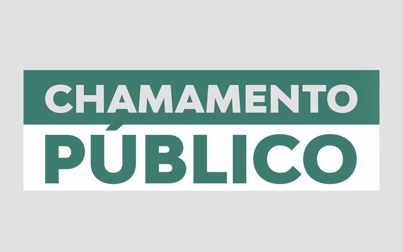 CHAMAMENTO PÚBLICO n°002/2021