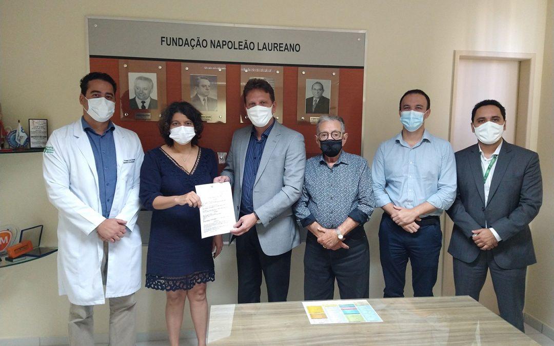 Deputada Estela garante emenda para o HNL