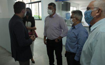 Marcelo Lucena visita FAP e planeja parceria com a Instituição campinense