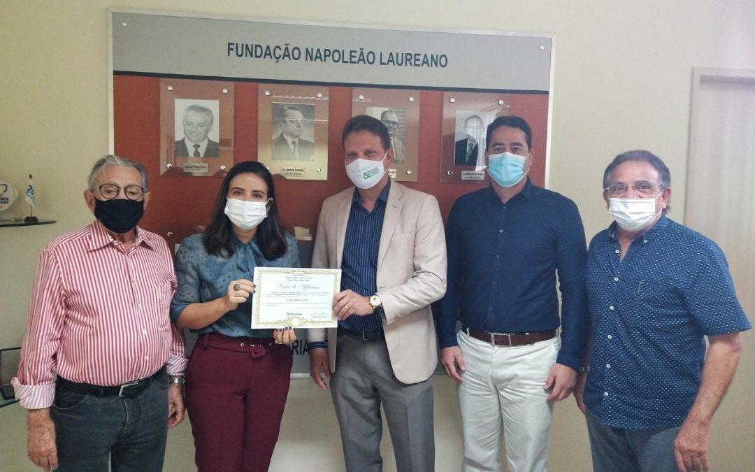 ALPB aprova votos de aplausos para o Hospital Napoleão Laureano
